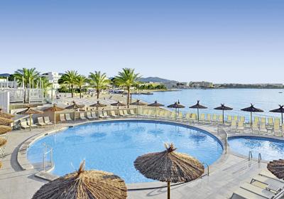 Alua Hawaii Ibiza zwembad