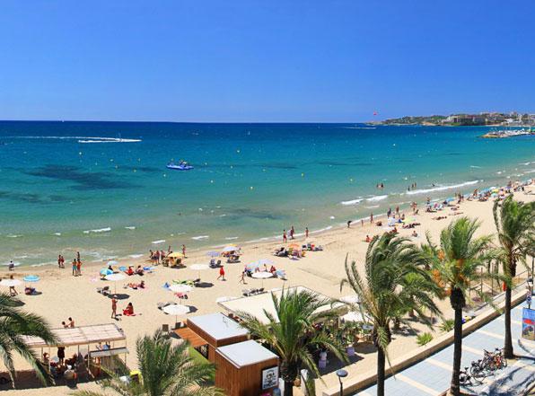 strand van salou