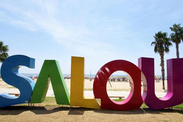 salou letters